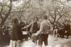 Танцы на вяселлі ў Барысаве
