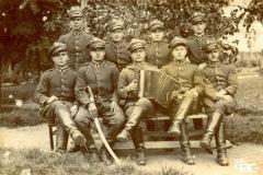 Жаўнеры 20-й дывізіі пяхоты Войска Польскага