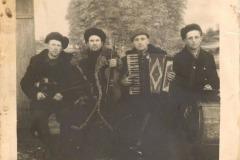 Музыкі з вёскі Рубеж