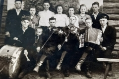 Платон Жданеня, Іван Гаўрук, Уладзімір Курыла