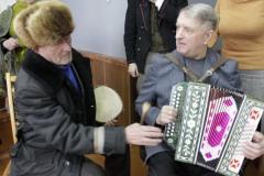 Уладзімір Александровіч, МІхаіл Патапавіч Русецкі