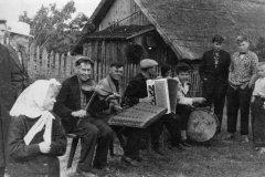 Невядомыя музыканты ў Канчанах